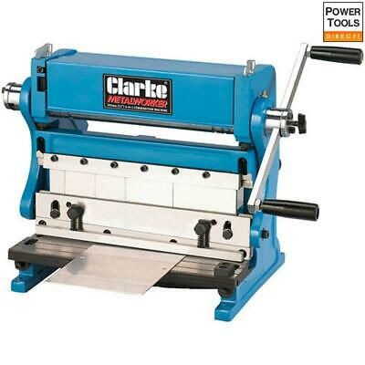 Clarke SBR305 305mm 3 in 1 Universal Sheet Metal Machine