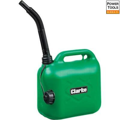 Clarke 7649985 Flexible Spout for Jerry Cans Green