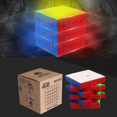 YuXin Little Magic 6x6x6 Speed Contest Magic Cube Smooth Twist Puzzle Toys Gift