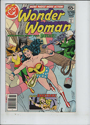 Wonder Woman #249 vf+ to vf/nm