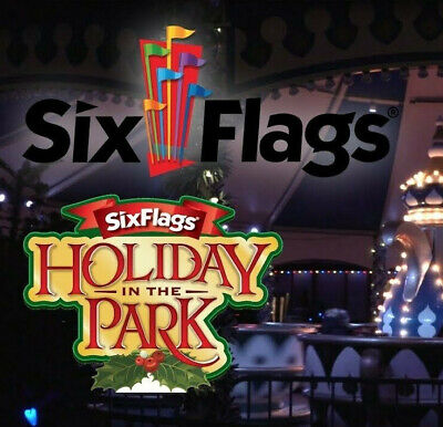 Six Flags America Baltimore/washington Tickets $36  A Promo Saving Discount Tool