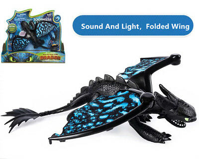 The Hidden World Mystery Dragons Figure How To Train Your Dragon Collection Doll
