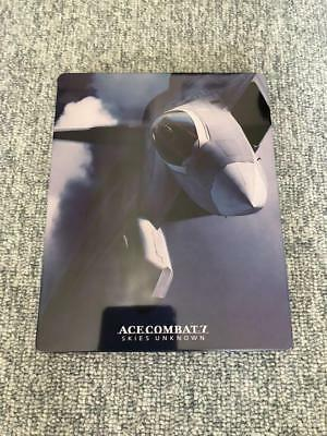 PS4 ACE COMBAT 7 SKIES UNKNOWN Collector's Edition PlayStation 4 Steel book Only