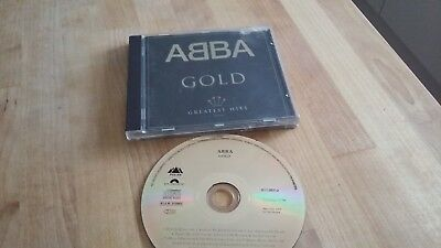 Abba Gold--Greatest Hits Cd