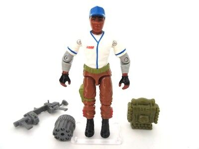 Action Force GI Joe Cobra ☆ HARDBALL v1 ☆ Figure Rare Hasbro Vintage 1988 100%
