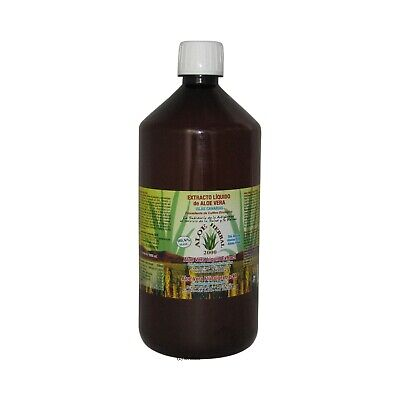 AloeHerbal 2000, Extracto de Aloe Vera, 1000 ml