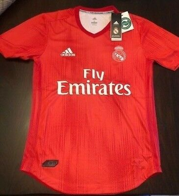timeless design ad20a 4aeef ADIDAS REAL MADRID Marcelo 18/19 3rd Jersey Player Version