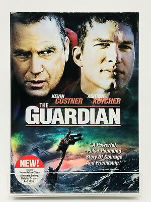 The Guardian (DVD, 2007) Widescreen Slip Cover