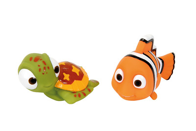 "Simba 107053570 ""Finding Nemo - Watersquirters Bath Toy Set"