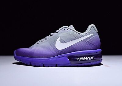 NIKE AIR MAX Sequent Womens Trainers. Size 4.5 UK 0c367375e