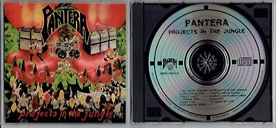 Pantera - Projects In The Jungle / CD /