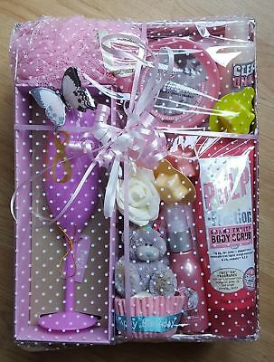 18Th Birthday Gift Hamper Box For Her Pamper Soap Glory Champagne Flute Bear 3