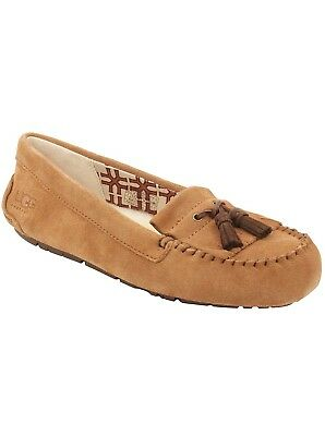 dbb73bb543f NEW 100% AUTHENTIC UGG LIZZY WOMEN SLIPPER SUEDE CHE - Style # 1005475 -  Size 9
