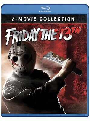 Friday The 13Th: The Ultimate Collection [New Blu-ray] Boxed Set