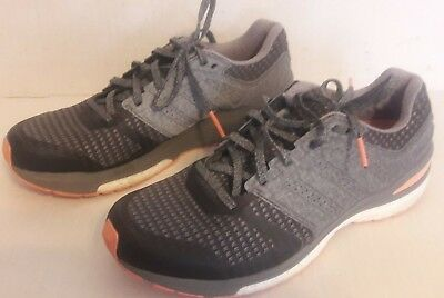 sale retailer 2544e c6e71 Adidas Supernova Sequence Boost 8 Women s Running Shoes Size 9 Gray AF6464