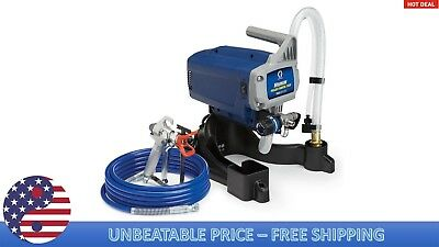 Graco Magnum Project Painter Plus Electric Stationary Airless Paint Sprayer New