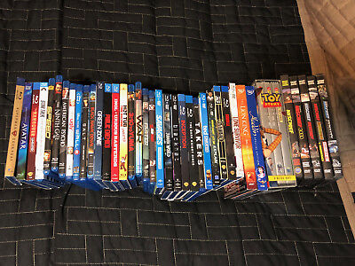 Blu Ray & DVD Movies, Collector's Edition, Steel Book, Box Set