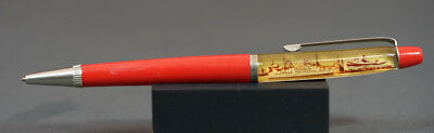 VTG Poland Polish Ocean Liner MF MS Scandianvia Ship Floatiy Pen Floating Gdansk