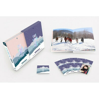 TWICE [THE YEAR OF YES] MONOGRAPH 150p Photo Book+9p Photo Card K-POP SEALED
