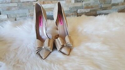 74a6a31078a BETSEY JOHNSON WOMEN S PRINCE d Orsay Pump - Size 7.5 -  50.83 ...