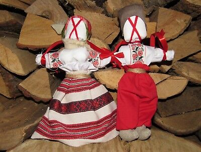 "Handmade Scythian-Sarmats-Slavic Charm-Amulet Big Doll Motanka ""Not separatede"""