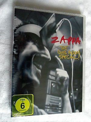 Dvd   Frank Zappa  The Dub Room Special