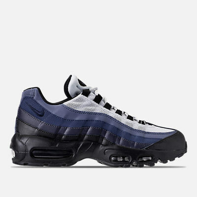 new style 09074 d6aad Authentique Nike Air Max 95 Essential Black Obsidian Bleu Marine 749766 028