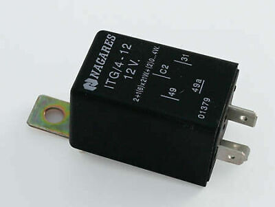 208-021_PW Flasher Relay BL2, 12 V 4(6) x21 W, for trailer