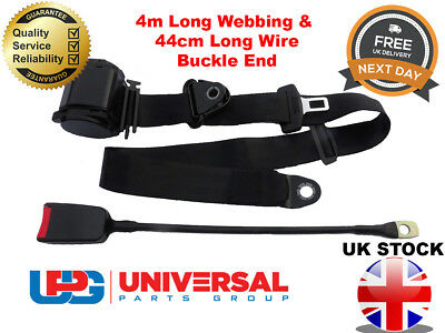 Ford Transit Minibus Inertia 3 Point Seat Belt E4 Rated Certified UK SUPPLIER