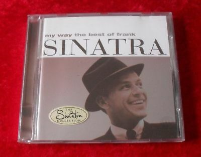CD Frank Sinatra - My way - The best of