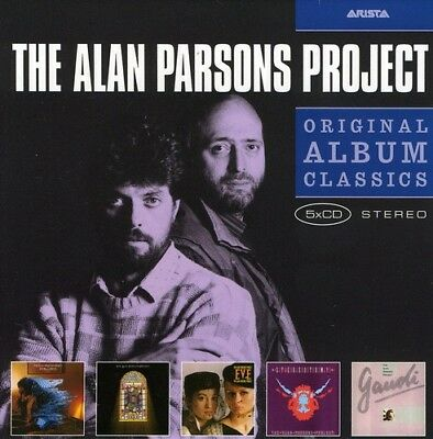 Parsons Alan Project - Original Album Classics (CD Used Very Good)