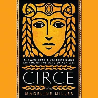 Circe By Madeline Miller (audio book)