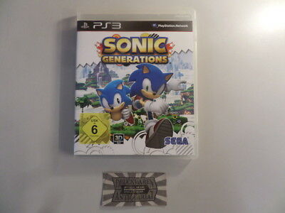 Sonic Generations [PS3].