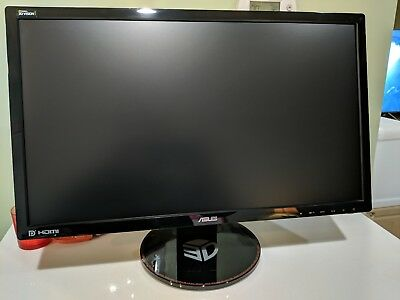 ASUS VG248QE GAMING Monitor  24 inch  144Hz  1ms  - $130 50