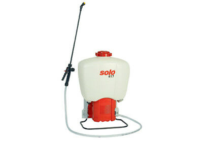 SOLO 417 18 LITRE PROFESSIONAL BACKPACK SPRAYER Battery Operated 12V / 7.2Ah