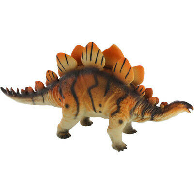 Funny Large Rubber Toy Dinosaur Model Play Figures Stuffed Action For Kid Boy #k