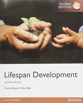 Lifespan Development by Helen L. Bee and Denise G. Boyd (2014, Paperback, 7th Ed