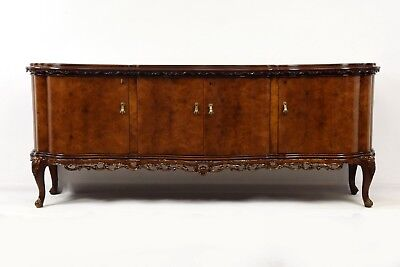 Antique Dresser Commode Chest of Drawers in Walnut - 19th century