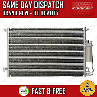 Saab 9-3, 9-3X 1.8, 2.0, 2.2 2000>2015 Air Con Condenser With Dryer *New*