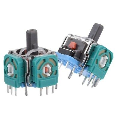 Modulo Joystick Analogico Para Ps4 Play Station 4 R3 L3 De Repuesto Axis 3D