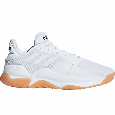 low priced 63145 075a2 Adidas Streetflow Chaussures de Basketball - Blanc - Tailles Variées