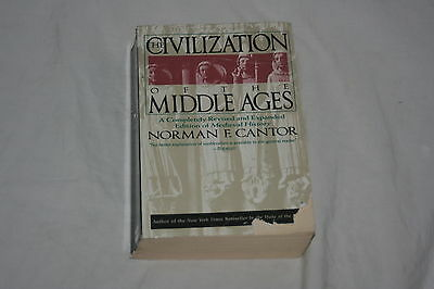 Civilization of the Middle Ages by Norman F. Cantor and Nor Cantor (1994, Pap...