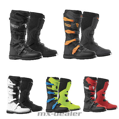 2019 Thor Blitz XP Offroad MX Stiefel alle Motocross Enduro Cross Quad boot