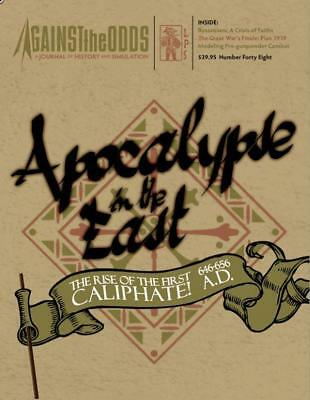 Against the Odds Magazine #48 w/Apocalypse in the East Box SW