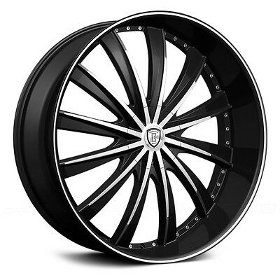 26 Inch B19 Rims And Tires Charger Magnum Chrysler 300 Challenger