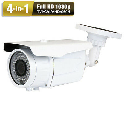 HD 4-in-1 1080P 960H 2.6MP 2.8-12mm Zoom 72IR OSD