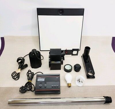 Paterson Colour Enlarger with 2000D Timer for Slides Photography Darkroom