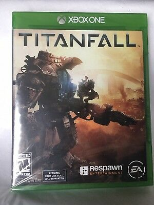 Titanfall XBOX ONE, Brand New- Factory Sealed