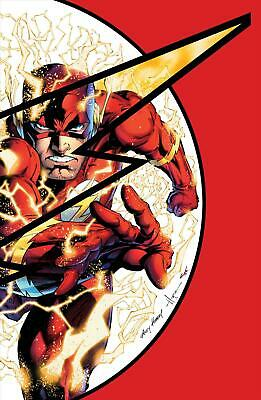 Absolute Flashpoint by Geoff Johns Hardcover Book Free Shipping!
