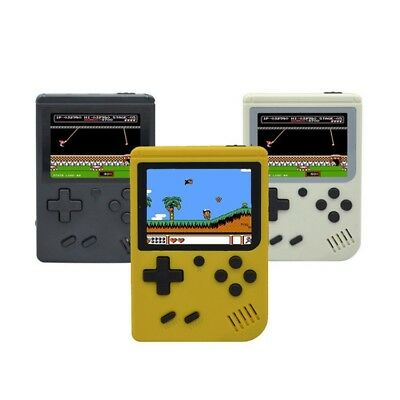 Retro Mini Handheld Video Game Console Gameboy Built-in 400 Classic game USA